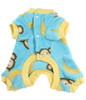 Minky Banana Monkey Pajamas
