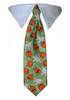 Ghosts & Pumpkins Tie Collar