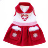 Snow Drop Holiday Dress