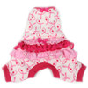 Ruffled Tank Pajamas in Support the Cure