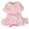 Smock Pajamas in Pink Heart