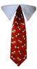 Holiday Bones Tie Collar