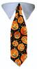 Halloween Pumpkins Tie Collar