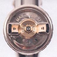 GREX - Spray Gun - X4000 ~ LVLP Top Gravity - Fluid Nozzle - 1.6mm
