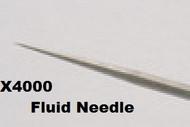 GREX - Spray Gun - X4000 ~ LVLP Top Gravity - Fluid Needle - 1.0mm/1.2mm