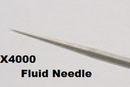 GREX - Spray Gun - X4000 ~ LVLP Top Gravity - Fluid Needle - 1.3mm/1.4mm/1.6mm