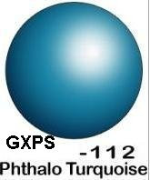 GREX - PRIVATE STOCK # 112 / Phthalocyanine Turquoise