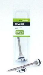 GREX 23 Gauge Headless Pinner / Driver Kit - P635