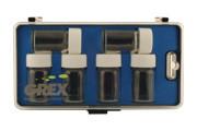 GREX - Airbrush / Cups ~ Side Siphon Jar Set / 30mL