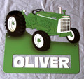 Oliver Tractor 3 Digit Series