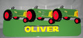 Oliver Three Beauties