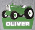 Oliver Tractor 4 Digit Series Standard