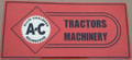 Allis Chalmers Tractors Machinery