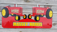 Massey Harris Duo