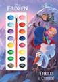 Disney Frozen Thrills & Chills! Paint Book