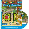 Letterland Story Phonics Software CD-ROM