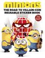 Minions: The Road to Villain-Con: Reusable Sticker Book (Paperback)