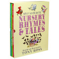 My Favourite Nursery Rhymes & Tales (3 books with CD)