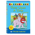 ONCE UPON A TIME IN LETTERLAND DVD
