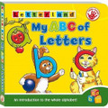 Letterland My ABC of Letters (Board Book)