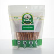 Chicken Straws Jerky Treats, 7oz Bag