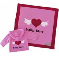 baby love cashmere blanket