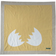 90/10 CASHMERE CHICK EGG BLANKET