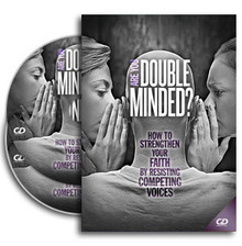 Are You Double Minded? CDs