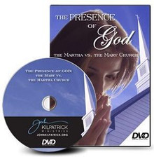 The Presence of God DVD