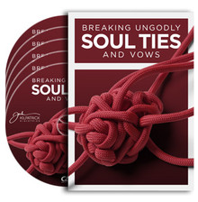Breaking Ungodly Soul Ties CDs