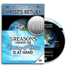 Christ's Return CD Set