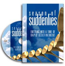 Season of Suddenlies CD