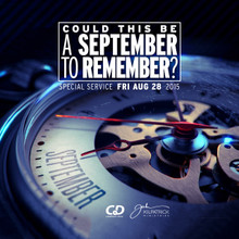 Could This Be A September To Remember? CD