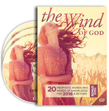 The Wind of God CDs