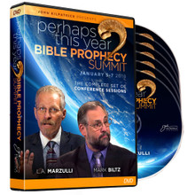 Perhaps This Year 2018 Bible Prophecy Summit DVDs