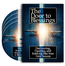 The Door To Blessings CDs