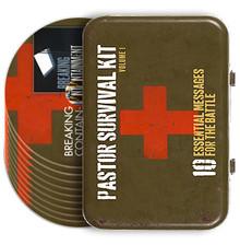 Pastor Survival Kit Volume 1 CDs