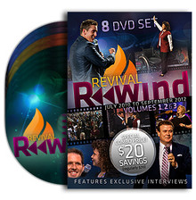 Revival Rewind Volumes 1-3 Set DVD
