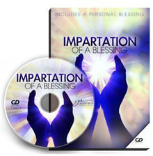 Impartation of a Blessing CDs