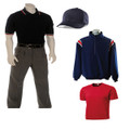 Umpire Deluxe Uniform Package/TASO