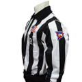 NCAA CFO® Dye Sublimated Long Sleeve Football Shirt - MADE IN THE USA
