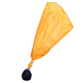 Long Toss Ball Style Penalty Flag. Choose Black Ball or Gold Ball $10.99