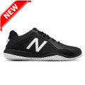 New Balance 4040 Low-Cut Black/White Field Shoe