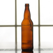 22 oz Beer Bottle, Case of 12