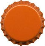 Oxygen Absorbing Bottle Caps - Orange (144 ct)