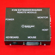 KVM EXTENDER SHARER (BLACK BOX)