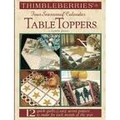 Calendar Table Toppers - Thimbleberries