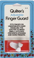 Quilter's Adjustable Finger Gaurd