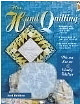 Fine Hand Quilting - by Diana Leone & Cindy Walter