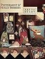 Peppermint & Holly Berries by Nancy Halvorsen